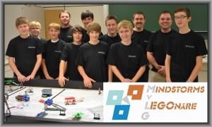 MvLG LEGOnäre - Team 2013