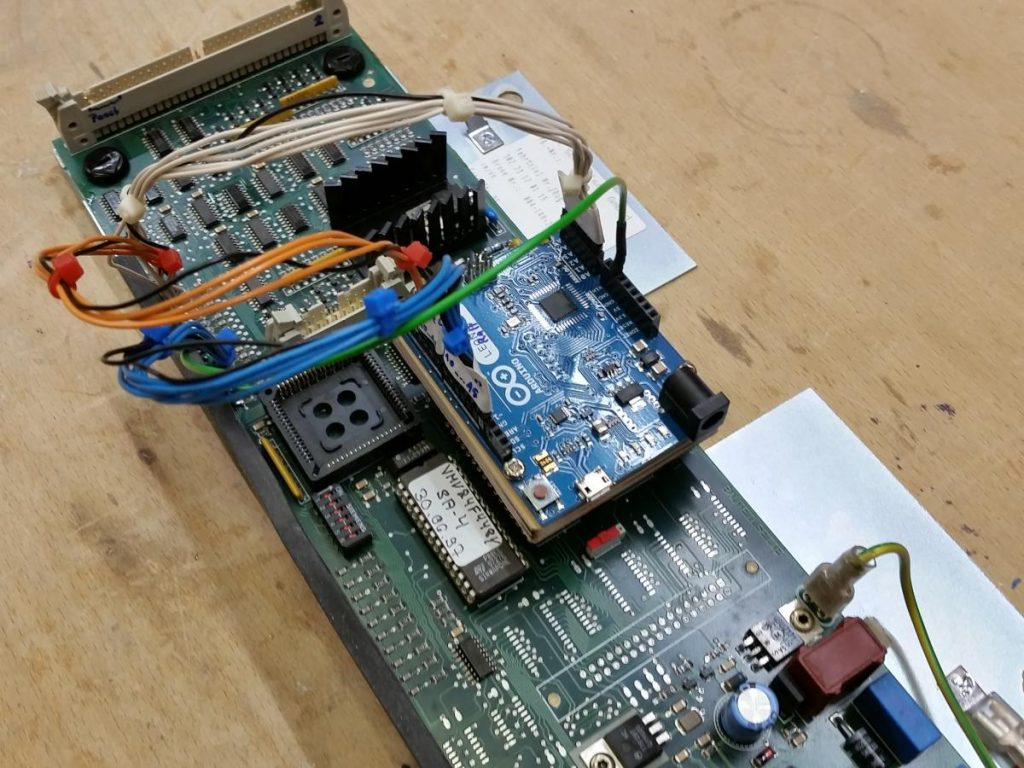 Arduino_Huckepack